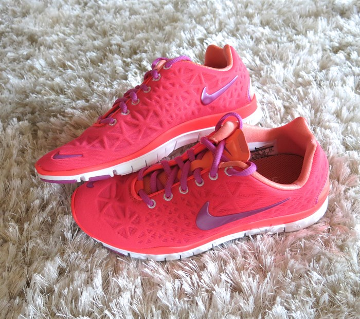 Nike run free shoes
