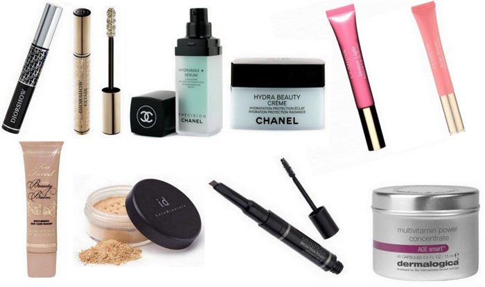 Heleeens beauty tip, Chanel, Dior, Lancom, Too Faced