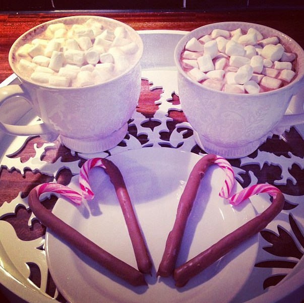 hot choklad christmas inspiration christmas yummy
