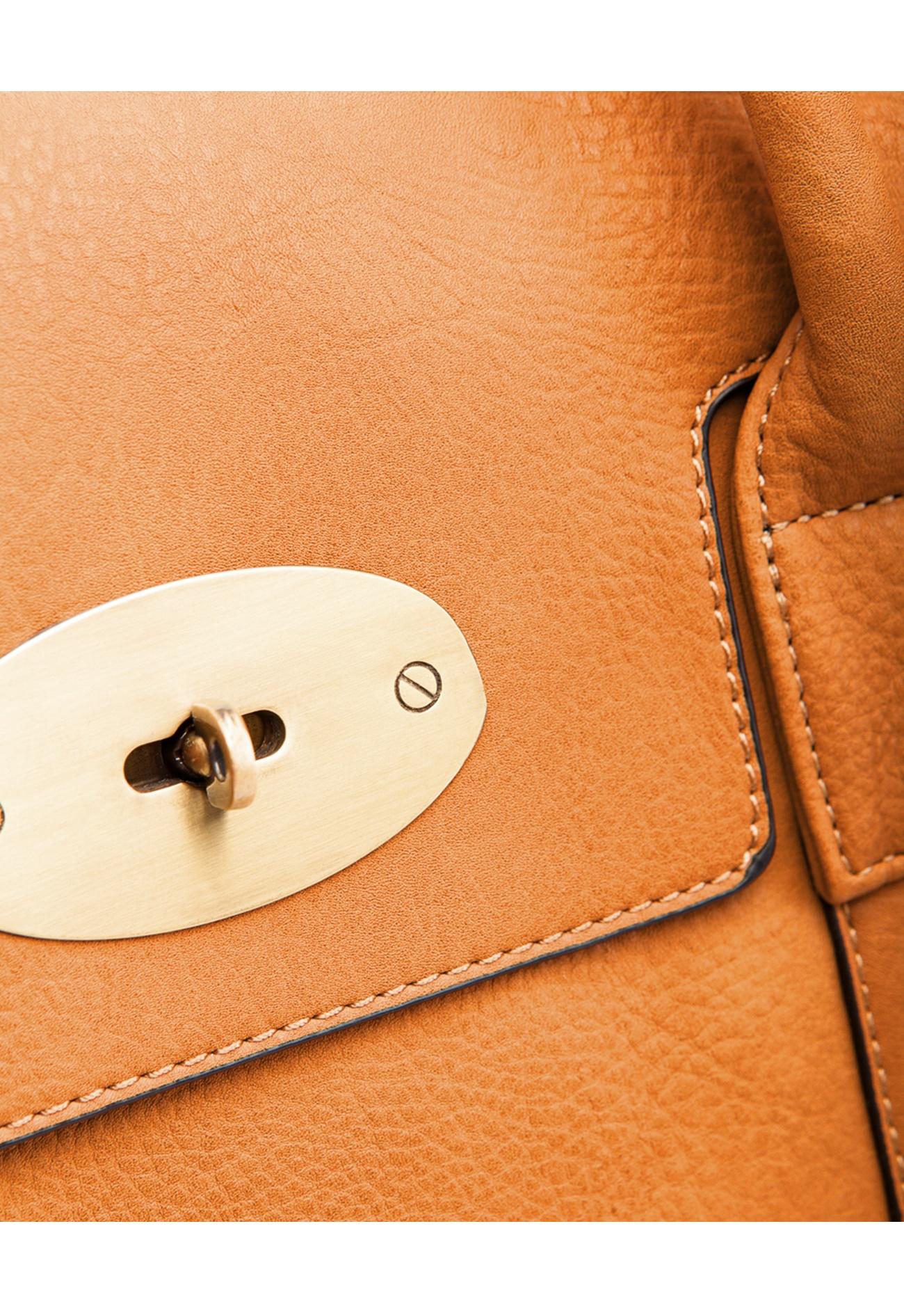 Oranssi Käsilaukku : Have k?silaukku kilmay ruskea oranssi bubbleroom