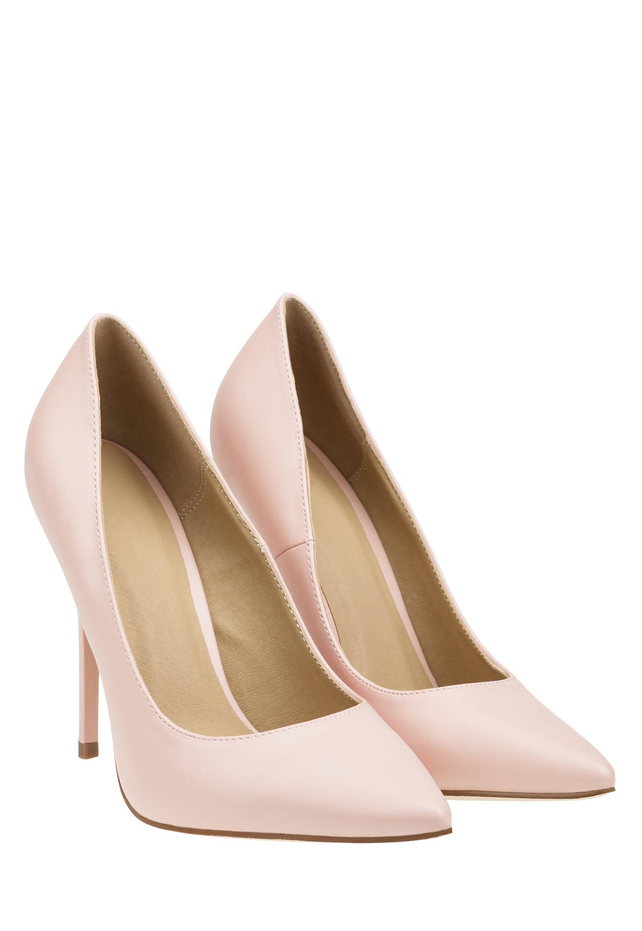 Dusty Pink Heels
