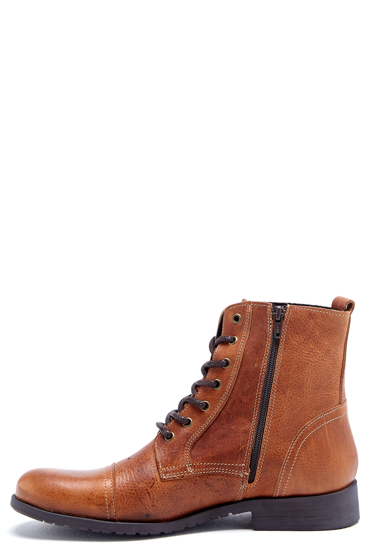 selected homme shi leather boots bubbleroom