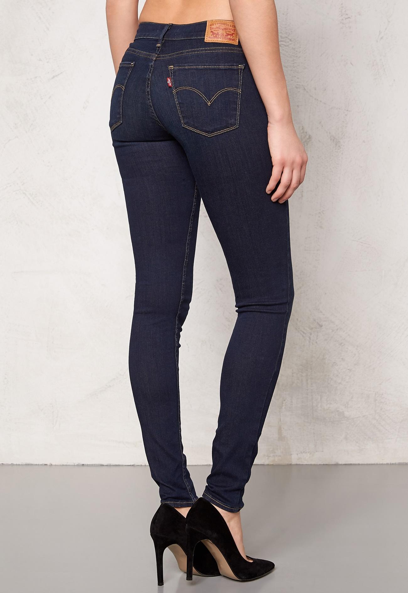 levi 39 s super skinny jeans denim deep end 0007 bubbleroom. Black Bedroom Furniture Sets. Home Design Ideas