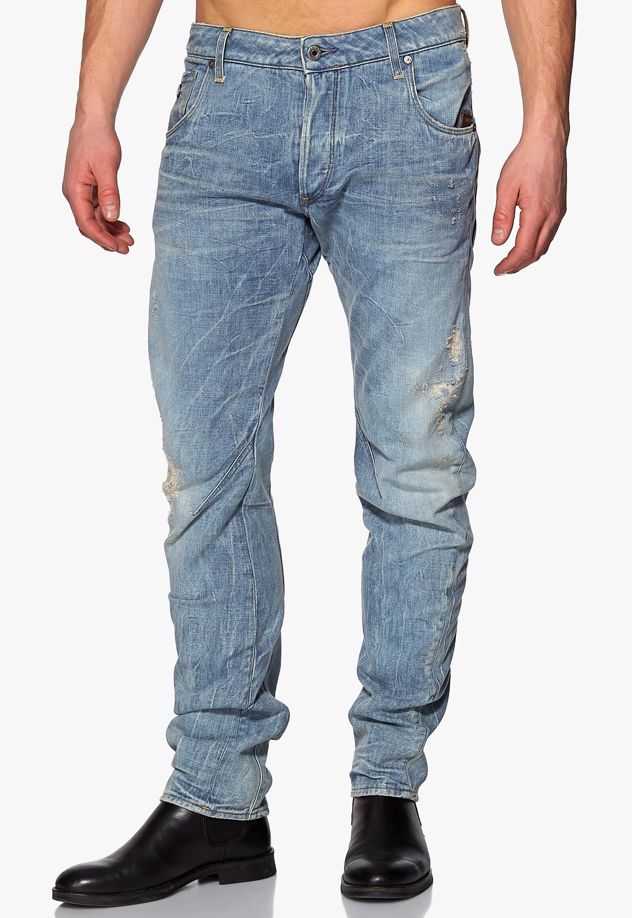 g star arc 3d slim jeans 424 lt aged bubbleroom. Black Bedroom Furniture Sets. Home Design Ideas