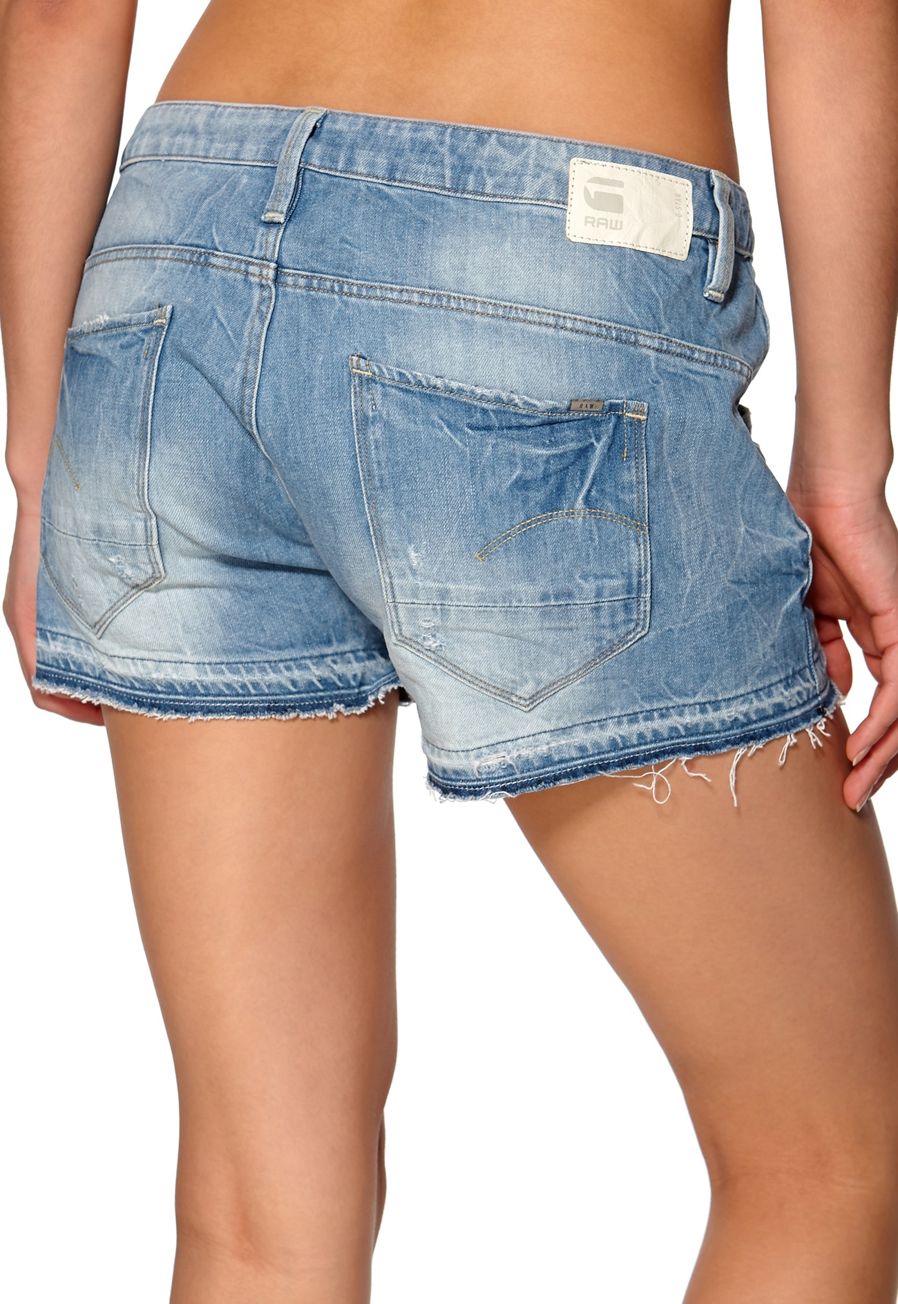 Womens shorts for work & fun: High waisted and fitted shorts, sexy sports shorts, booty shorts, ripped denim, lace trim, and more.