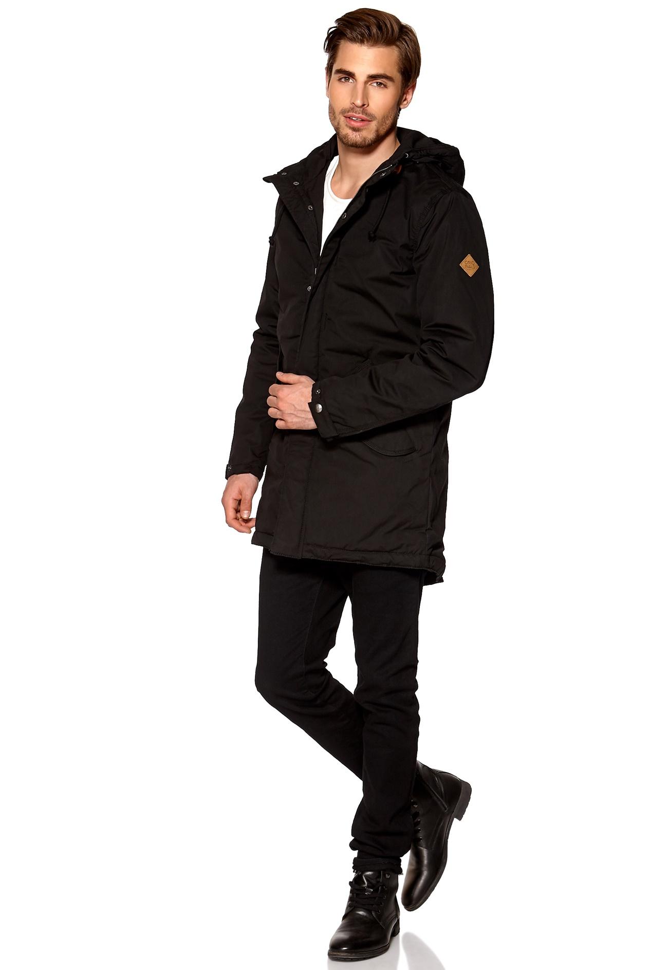 jack jones fire parka jkt org jackets coats jackets. Black Bedroom Furniture Sets. Home Design Ideas