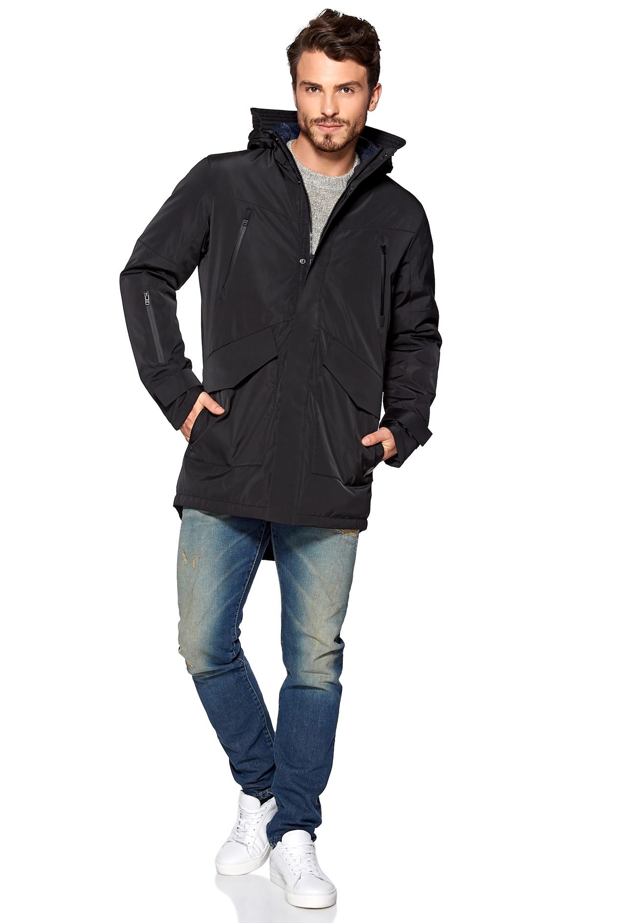 jack jones marcus parka jackets coats jackets. Black Bedroom Furniture Sets. Home Design Ideas