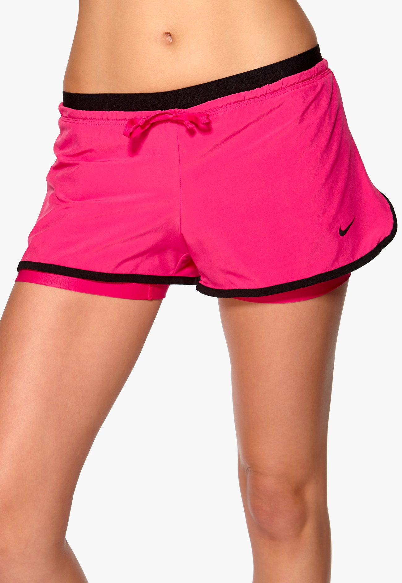 nike air max tb élite en vente - Nike Full Flex 2in1 Shorts 616 Pink - Bubbleroom