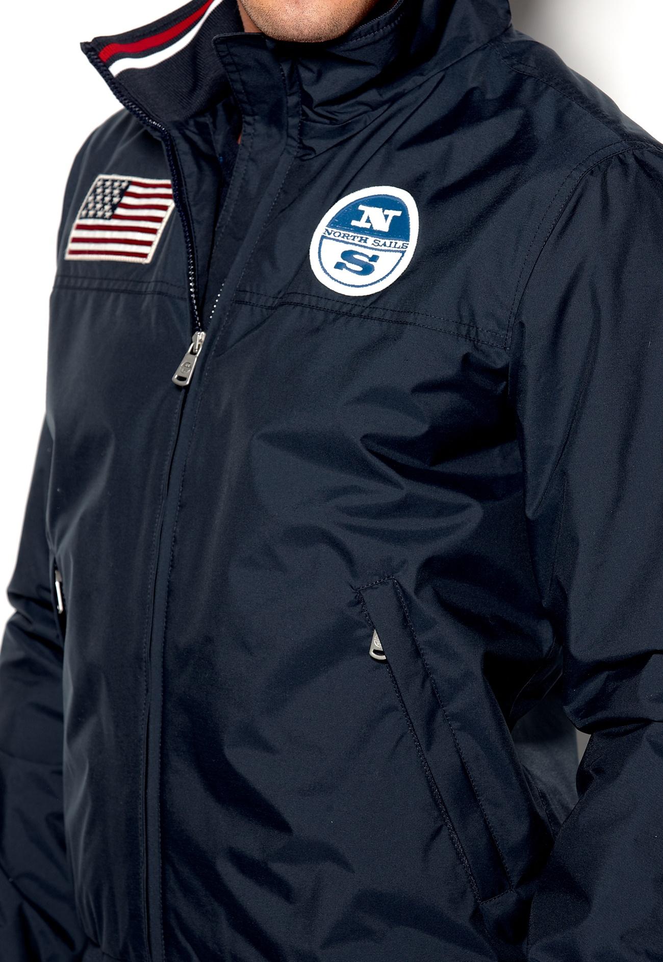 north sails sail team jacket bluoltremaro bubbleroom. Black Bedroom Furniture Sets. Home Design Ideas