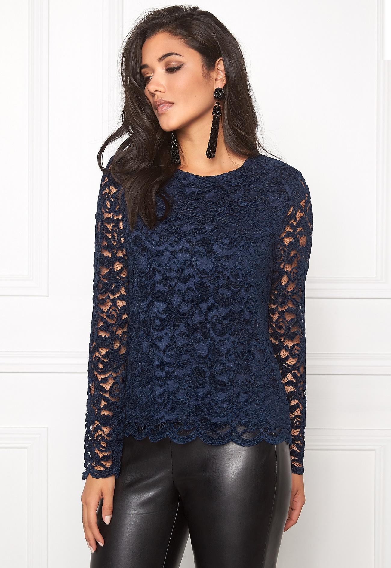soaked in luxury matilda blouse dress blue bubbleroom. Black Bedroom Furniture Sets. Home Design Ideas