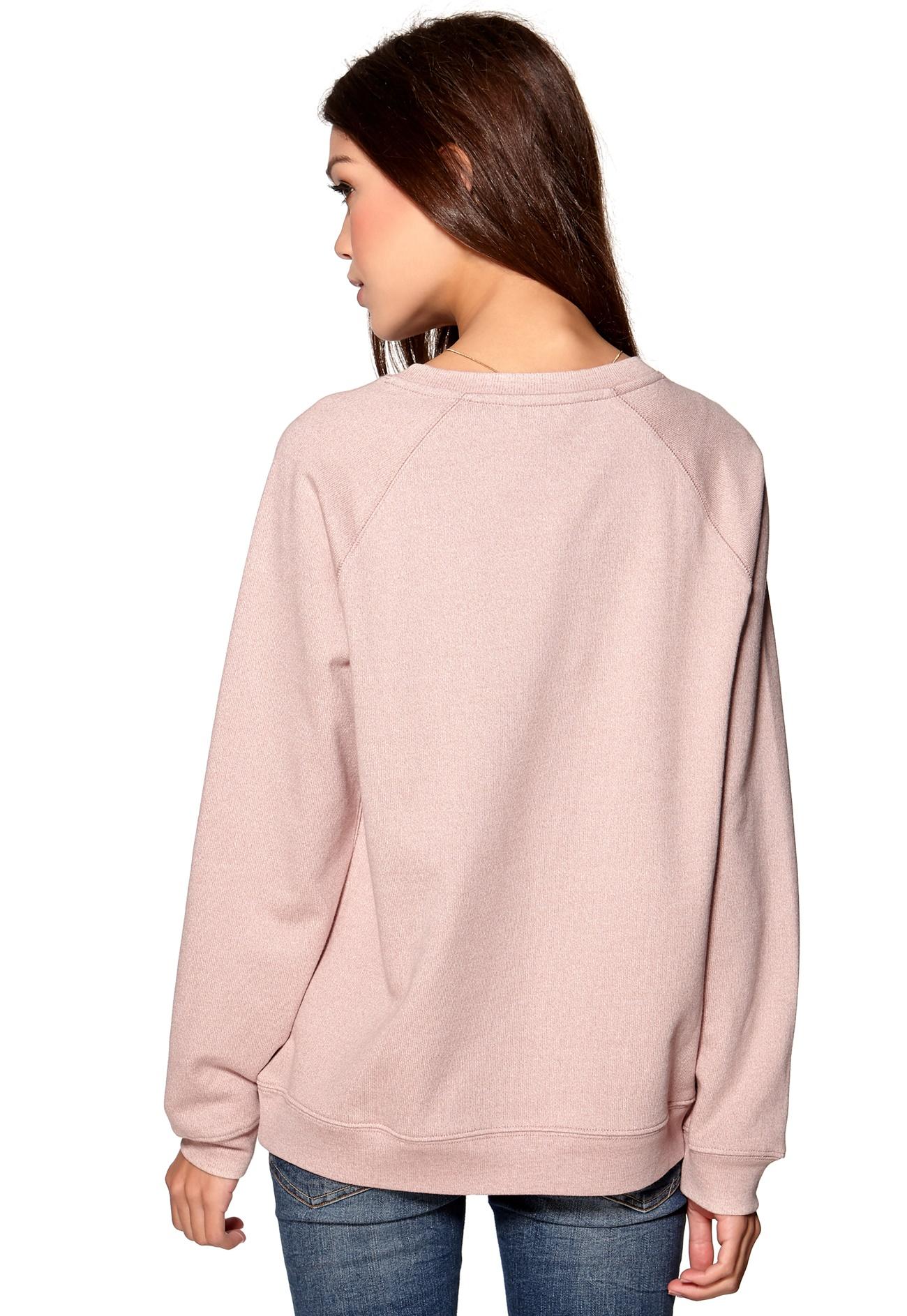 tommy hilfiger irene sweatshirt pink bubbleroom. Black Bedroom Furniture Sets. Home Design Ideas