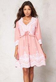 Chiara Forthi Alina Embroidered Dress