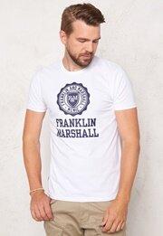 Franklin & Marshall Tshirt Jersey Round