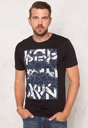 ONLY & SONS Net Fitted Tee