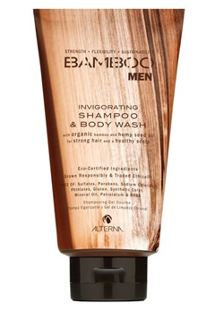 Alterna Alterna Bamboo Men Invigorating Shampoo And Bodywash  Bubbleroom.se