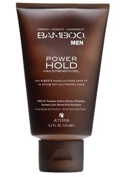 Alterna Alterna Bamboo Men Power Hold Gel  Bubbleroom.se