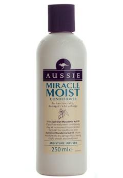 Aussie Aussie Miracle Moist Conditioner (250ml)  Bubbleroom.se