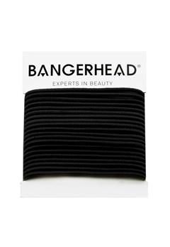 Bangerhead Accessories Bangerhead Hair Elastics - Black (20 st)  Bubbleroom.se