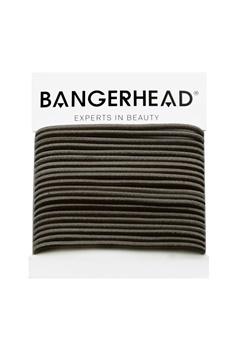 Bangerhead Accessories Bangerhead Hair Elastics - Brown (20 st)  Bubbleroom.se