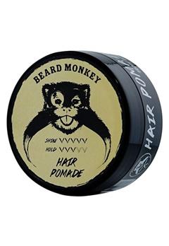 Beard Monkey Beard Monkey Hair Vax Pomade  Bubbleroom.se