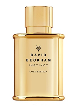Beckham David Beckham Instinct 10 Year Gold Edition EdT (50ml)  Bubbleroom.se