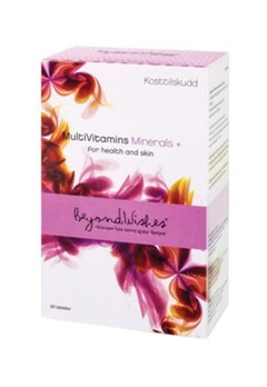 Beyond Wishes Beyond Wishes MultiVitamins Minerals +  Bubbleroom.se