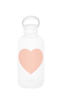 bkr bkr Water Bottle - Momo Heart  Bubbleroom.se