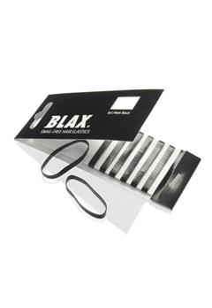 Blax Blax Snag-Free Hair Elastics Svarta  Bubbleroom.se
