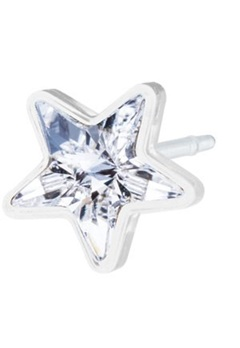 Blomdahl Blomdahl Caring Jewellery Star Crystal (6mm)  Bubbleroom.se