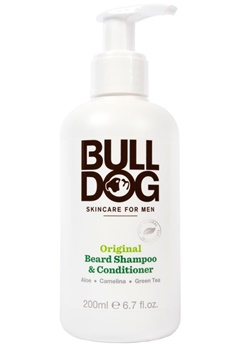 Bulldog Bulldog Original Beard Shampoo And Conditioner (200ml)  Bubbleroom.se