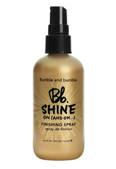 Bumble & Bumble Bumble And Bumble Shine On Finishing Spray (125ml)  Bubbleroom.se