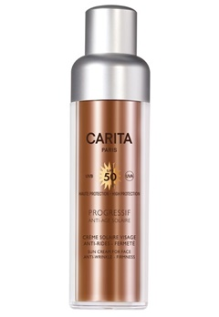 Carita Carita Protect And Correct Sun Cream For Face Spf 50 (50ml)  Bubbleroom.se