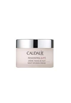 Caudalie Caudalie Resvératrol Night Infusion Cream - 50 Ml  Bubbleroom.se
