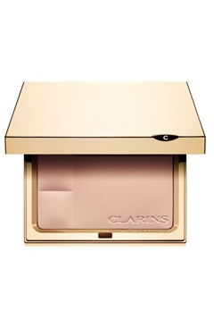 Clarins Clarins Ever Mineral Matte Powder Compact - 00 Transparaent  Bubbleroom.se