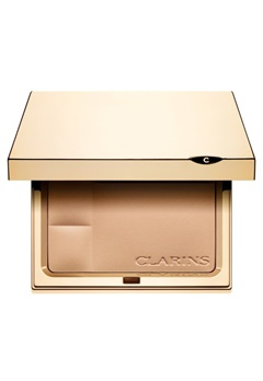 Clarins Clarins Ever Mineral Matte Powder Compact - 01 Light  Bubbleroom.se