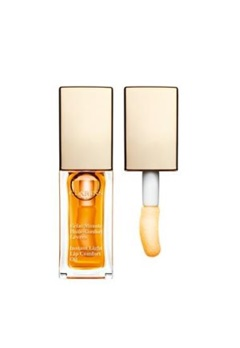 Clarins Clarins Instant Light Lip Comfort Oil - 01 Honey  Bubbleroom.se