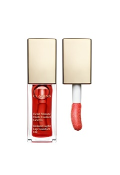 Clarins Clarins Instant Light Lip Comfort Oil - 03 Red Berry  Bubbleroom.se