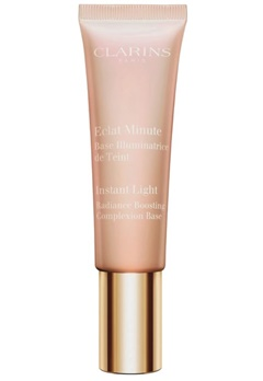 Clarins Clarins Instant Light Radiance Boost Complexion Base - 01 Rose  Bubbleroom.se