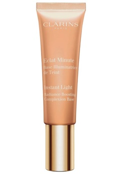 Clarins Clarins Instant Light Radiance Boost Complexion Base - 03 Peach  Bubbleroom.se