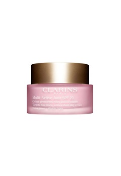 Clarins Clarins Multi-Active Jour SPF 20 All Skin Types (50ml)  Bubbleroom.se