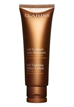 Clarins Clarins Self Tanning Milky-Lotion (125ml)  Bubbleroom.se