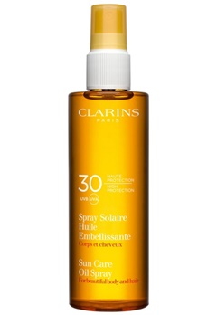 Clarins Clarins Sun Care Oil Spray Uvb 30 (150ml)  Bubbleroom.se