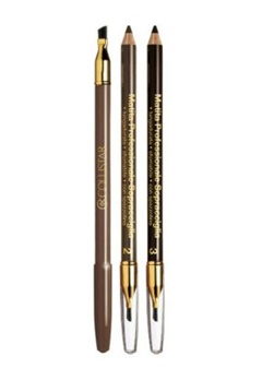 Collistar Collistar Professional Eyebrow Pencil -3 Mörk Brun  Bubbleroom.se