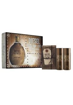 Diesel Diesel Fuel For Life Gift Set  Bubbleroom.se