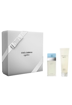 Dolce & Gabbana Dolce & Gabbana Light Blue Female EdT Gift Set  Bubbleroom.se