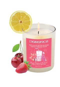Durance Durance Candle Iced Tea Red fruits  Bubbleroom.se