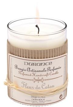 Durance Durance Doftljus Cotton flower  Bubbleroom.se