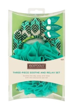 EcoTools EcoTools Three Piece Soothe Relax Set  Bubbleroom.se