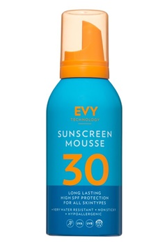 EVY EVY Sunscreen Mousse SPF 30  Bubbleroom.se