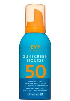 EVY Evy Sunscreen Mousse SPF50  Bubbleroom.se